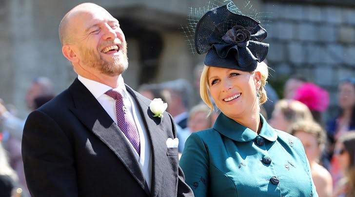 Royal Baby Alert: Queen Elizabeths Granddaughter Zara Tindall Welcomes Baby No. 2