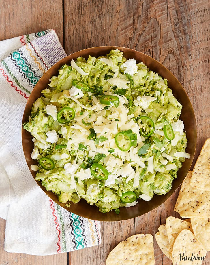 Two-Cheese Guacamole