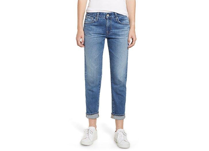 AG boyfriend jeans