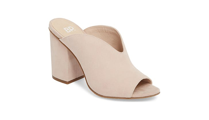 BP. Tonya Open Toe Mule