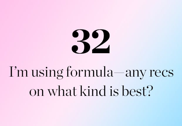 BabyFAQ Questions 321