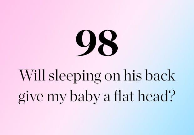 BabyFAQ Questions 981