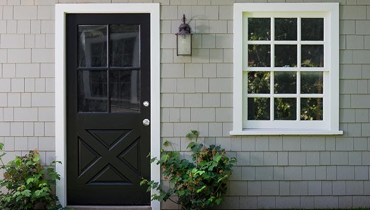 Having *This* Color Front Door Could Add $6,271 to the Value of Your Home