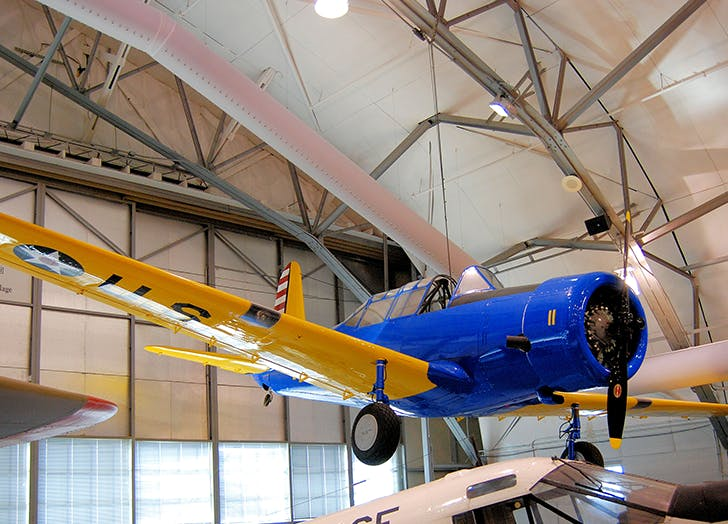 Delaware Air Mobility Compound Museum