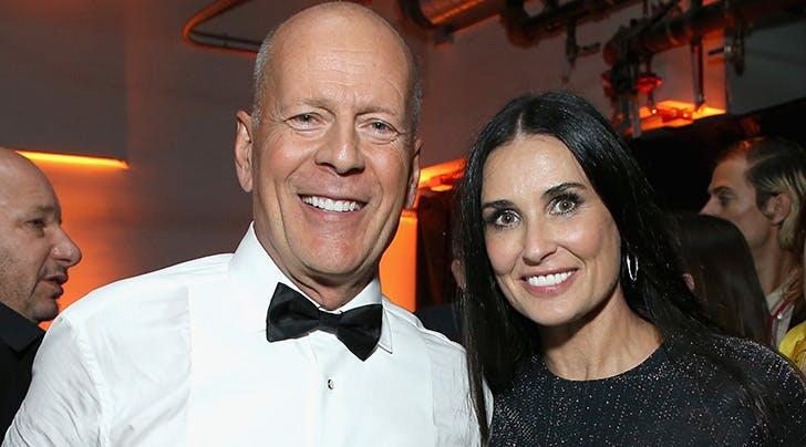 Demi Moore Burned Ex Bruce Willis at His 'Comedy Central Roast' in the Best Way