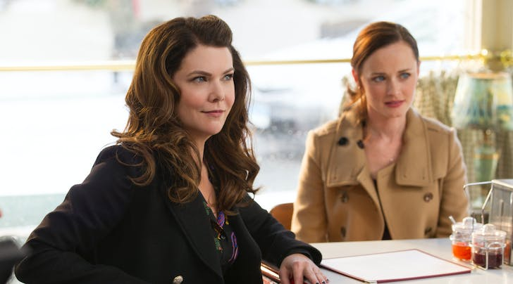 Netflix Has Even More 'Gilmore Girls' on the Mind…