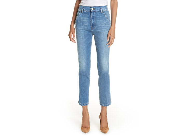 Grame Straight Leg Jeans