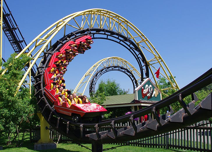 Idaho Silverwood Theme Park