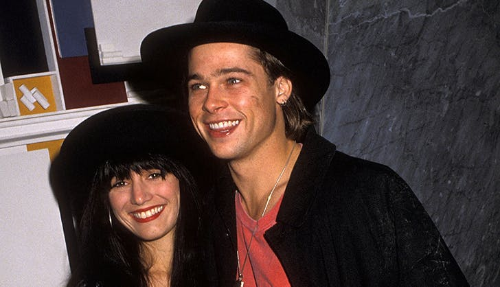 Proof that Brad Pitt Transforms Into Whoever He's Dating ...