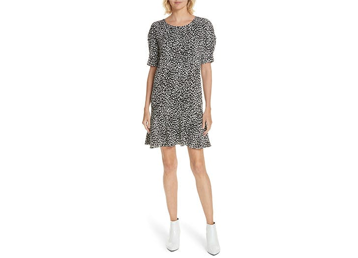 Joie leopard dress