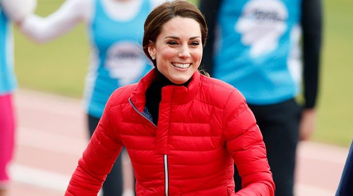 Kate Middleton Isn't Allowed to Run Marathons for *This* (Totally Logical) Reason