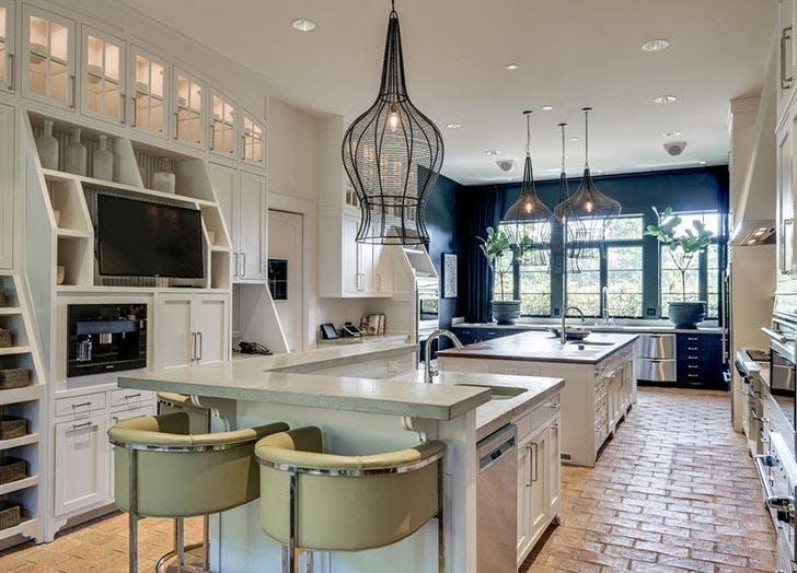 Kristin Cavallari home for sale kitchen