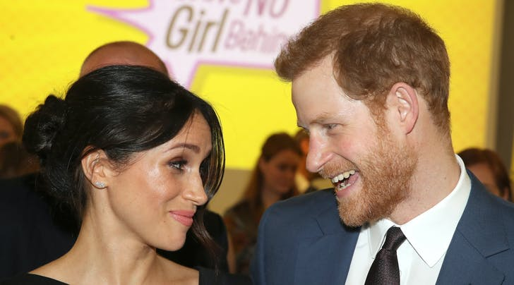 Prince Harry & Meghan Markle Can't Get Enough of *This* Reality Show