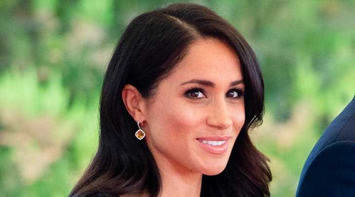 There's a New Mane Man in Meghan Markle's Life