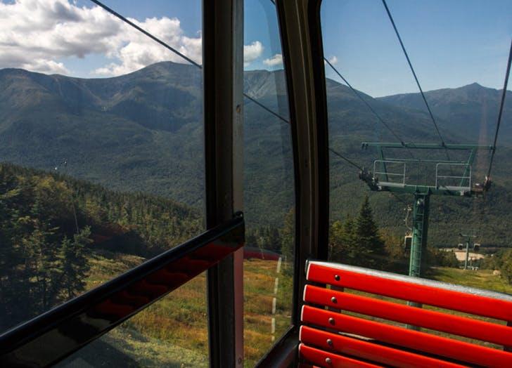 New Hampshire Wildcat Mountain