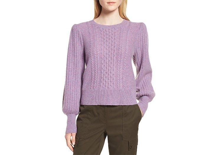 Nordstrom Signature cashmere sweater