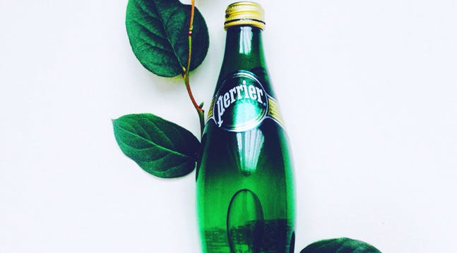 I Soaked My Face in Perrier for Clearer Pores, and Heres What Happened