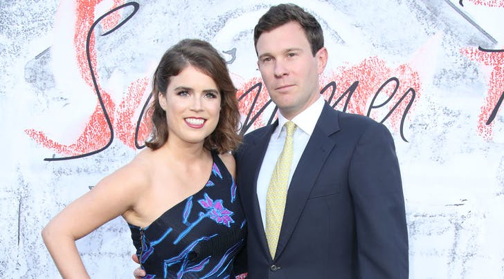 Princess Eugenie & Jack Brooksbank Are Inviting 1,200 Plebeians to Their Wedding—Here's How to Snag an Invite