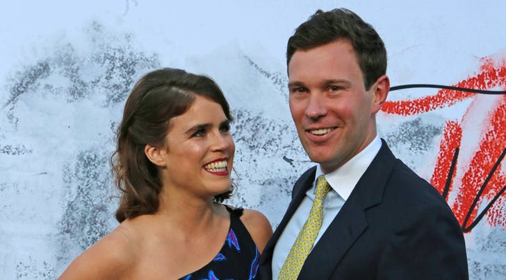 *This* Will Be Princess Eugenie's New Title Once She Marries Jack Brooksbank