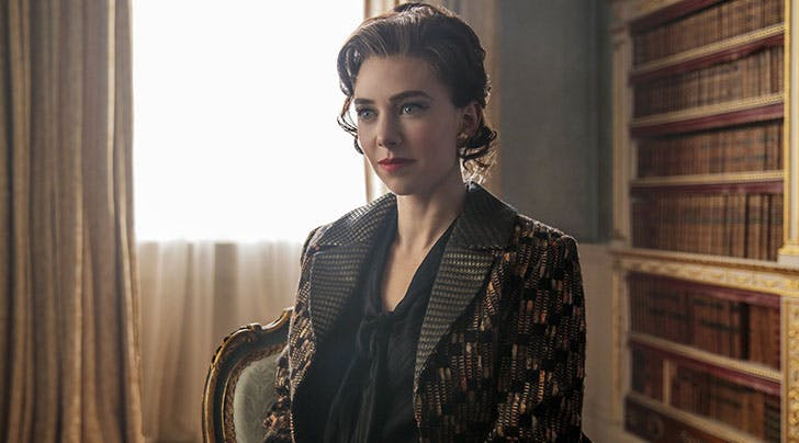 Heres How Princess Margarets Wardrobe on 'The Crown' Helped Inspire Vanessa Kirby