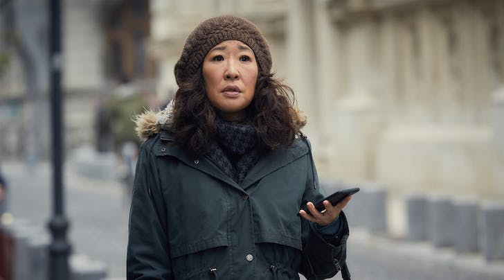 Sandra Oh Makes History as the First Asian Actress Nominated for an Emmy in *This* Category
