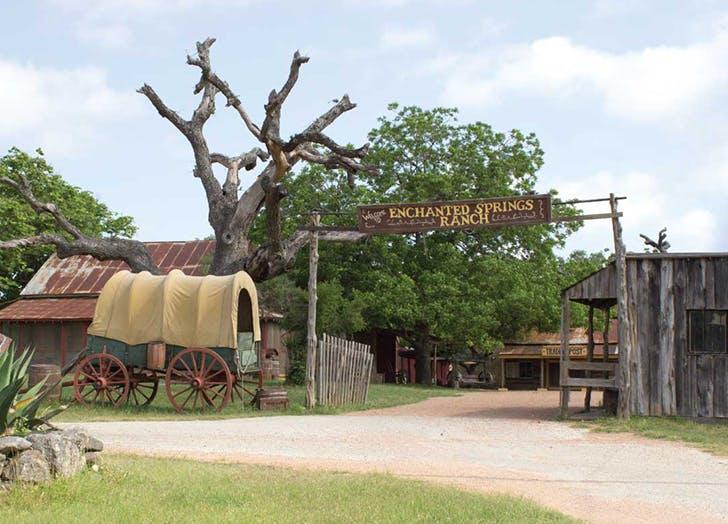 Texas Enchanted Springs Ranch
