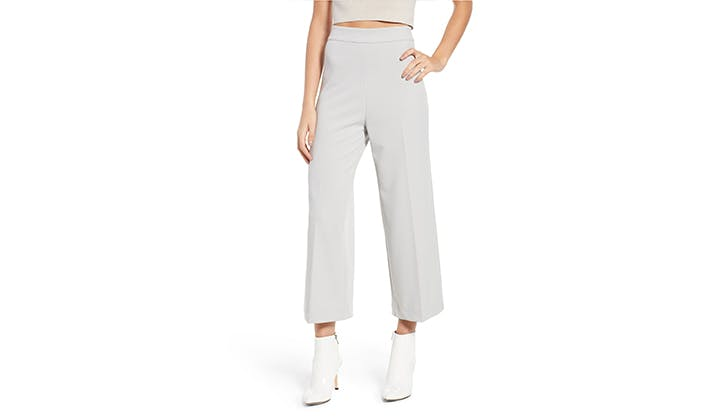 WAYF Wide Leg Trouser