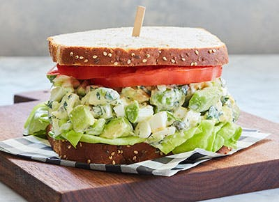 avocado egg salad sandwich recipe 2902
