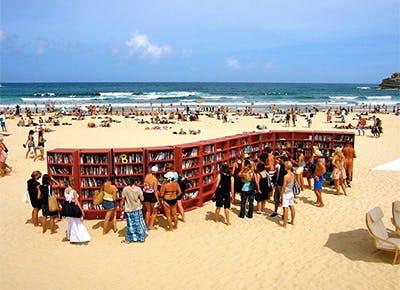 beach lib 400
