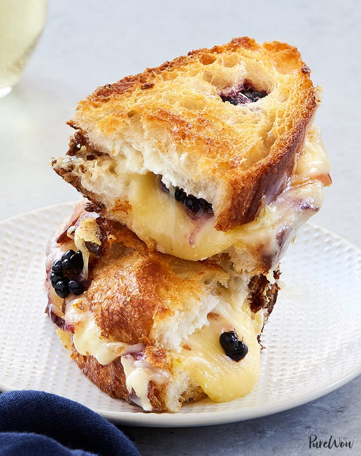 blackberry peach grilled cheese recipe2