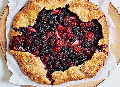 blackberry recipes 400