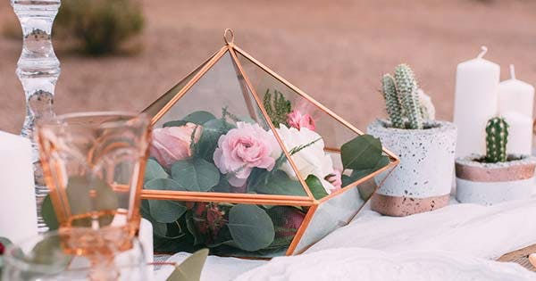 20 Boho Wedding Decor Ideas For A Stunning Tablescape