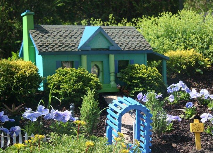 bookworm garden