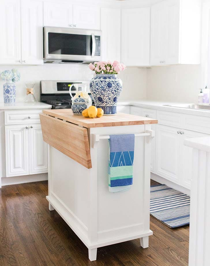 bright white kitchen renovation 11