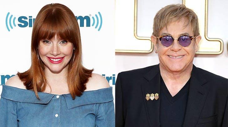 Elton John Biopic Taps Bryce Dallas Howard for Pivotal Role