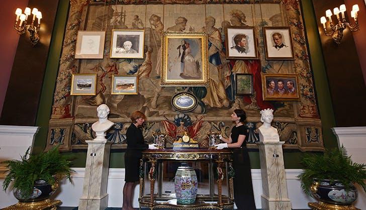 buckingham palace exhibit prince charles 2