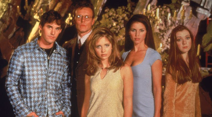 A New 'Buffy the Vampire Slayer' Reboot Is in the Works