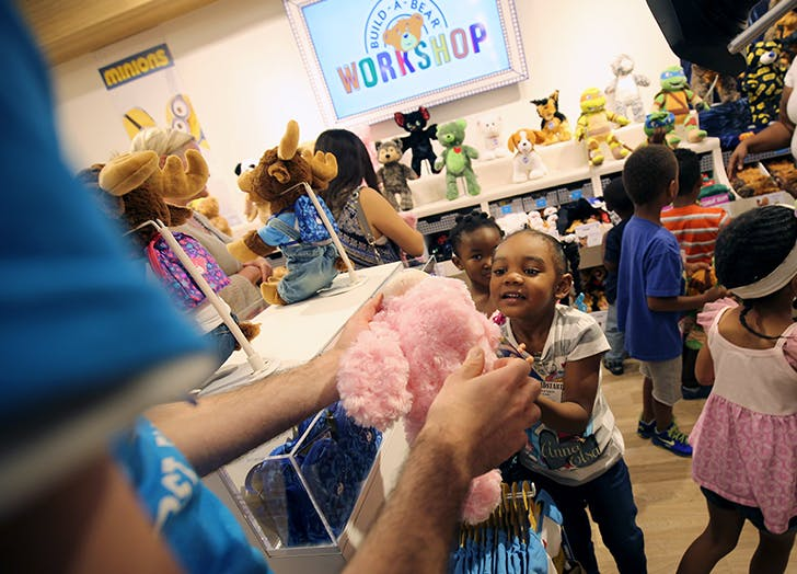 Build-a-Bear Is Offering a Pay-Your-Age Deal (but Only for One Day)