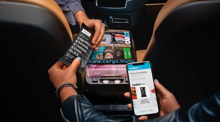 Uber Will Now Have In-Car Vending Machines with Makeup and Snacks