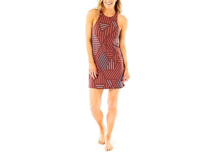 carve desings dress with upf 50