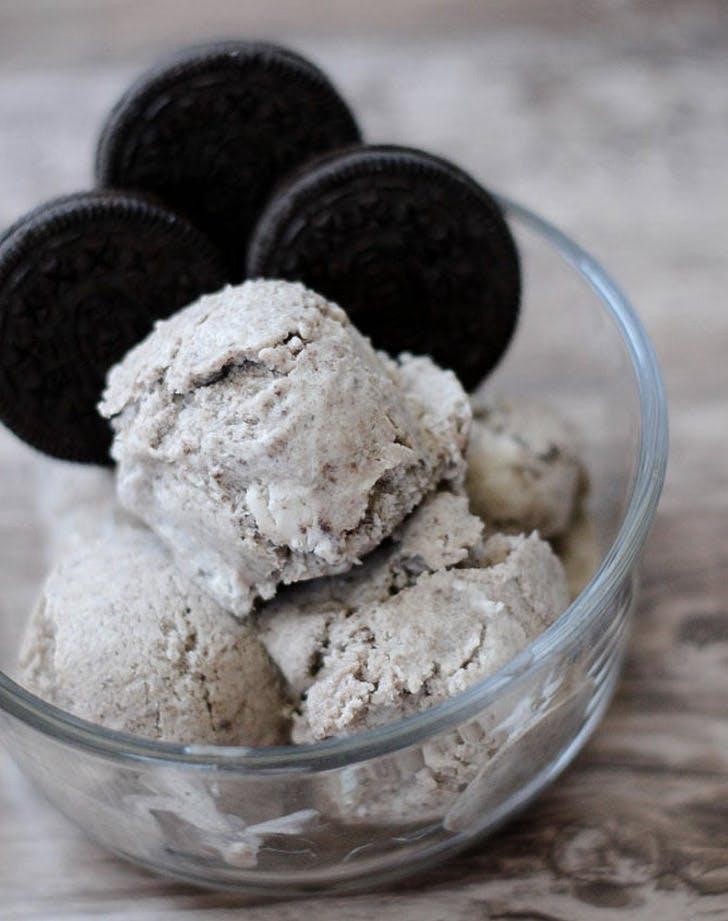 coconut oreo ice cream recipe