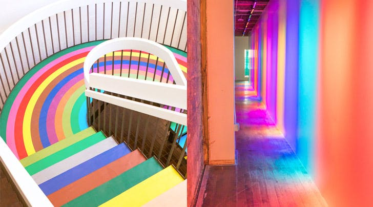This New Art Installation Is About to Take Over Your Instagram Feed