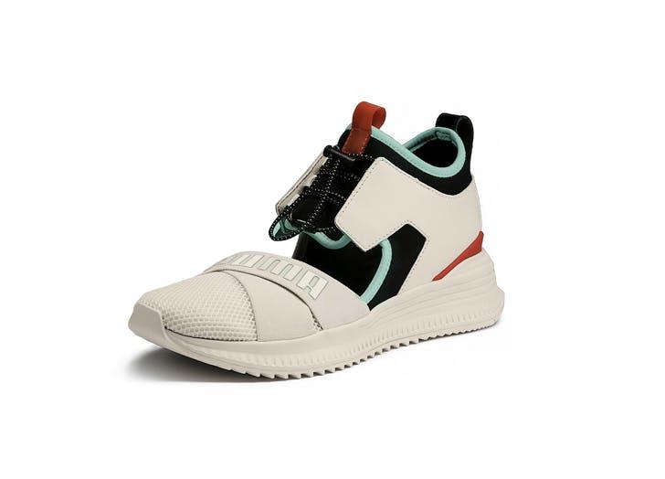 cutout sneakers fenty puma
