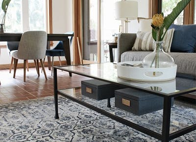 darla powell interiors living room table 400