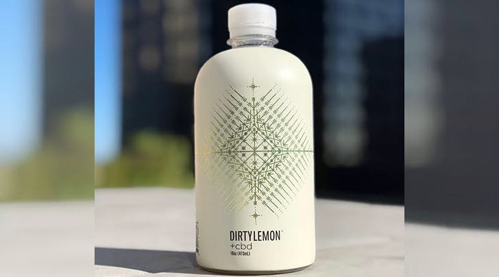 Our Whole Office Got (Legally) Stoned on Dirty Lemon's New CBD Drink