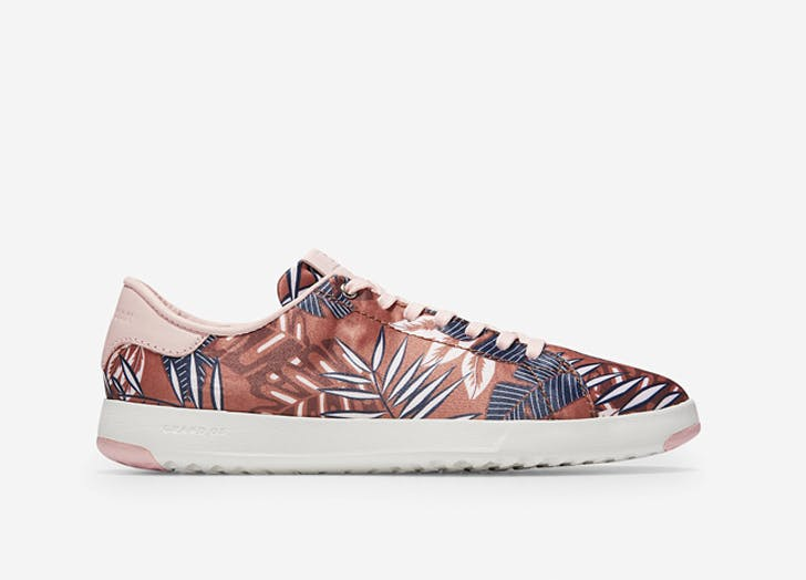 floral print shoe1