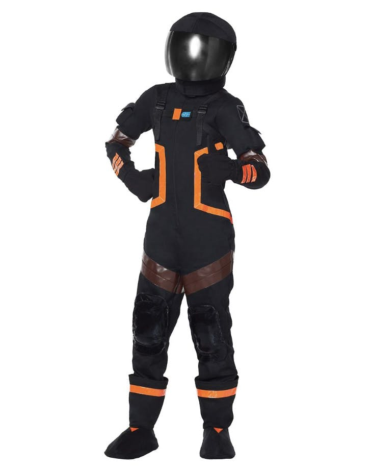 fortnite kids costume dark voyager