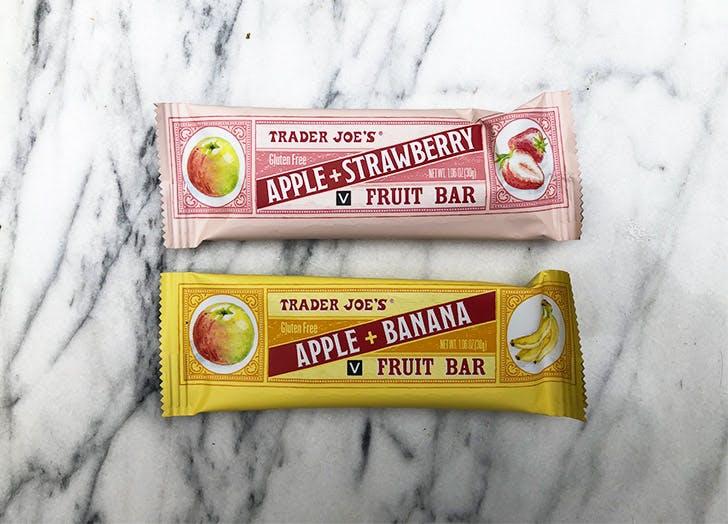 fruit bars trader joes