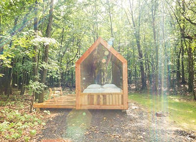 11 Places for Upscale Glamping Near NYC - PureWow