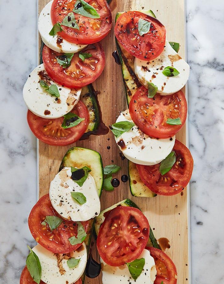 introducing new caprese salad recipe